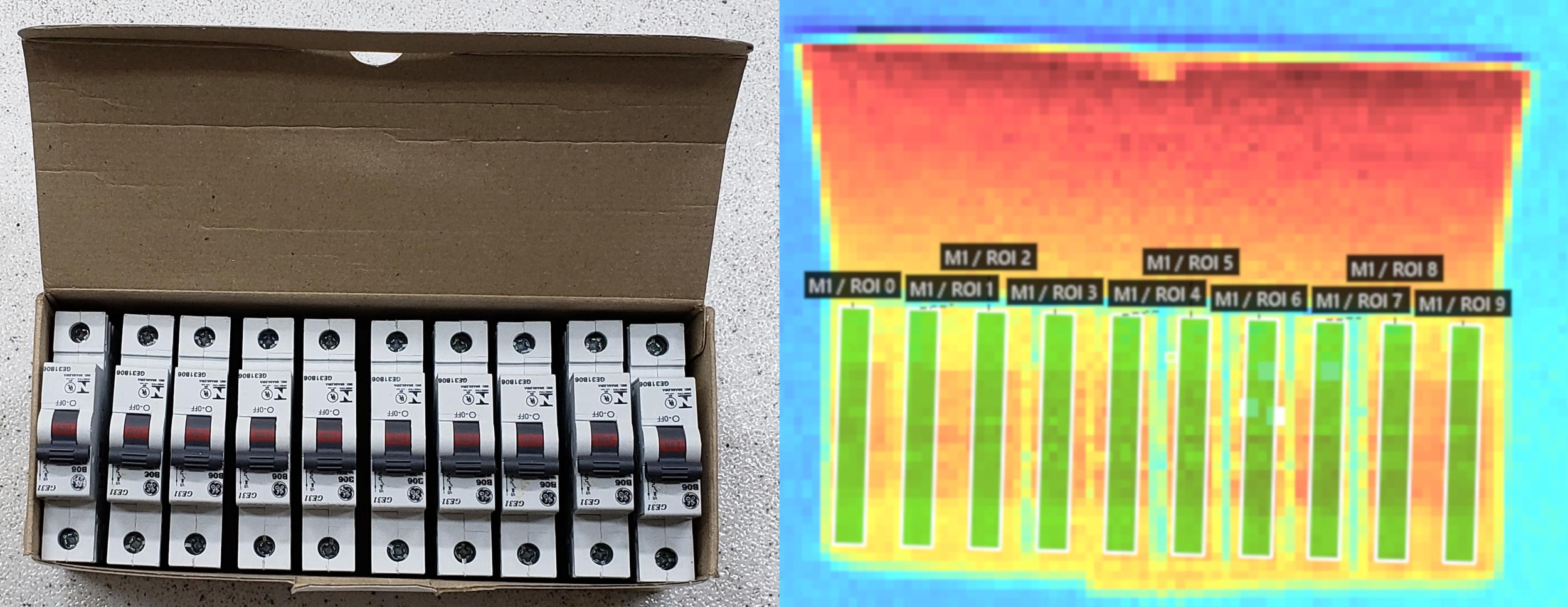 Visão Computacional - Detecção de embalagem  completa