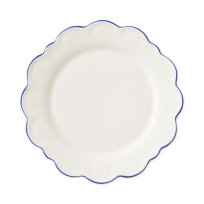 Aerin Scalloped Rim Salad Plate, $8.99,    www.williams-sonoma.com