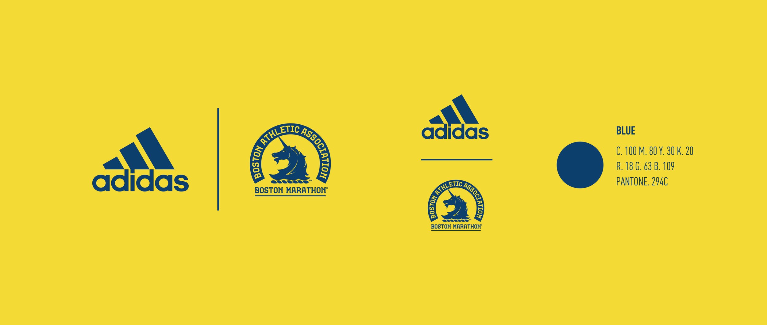 ADIDAS RUNNING X BOSTON MARATHON
