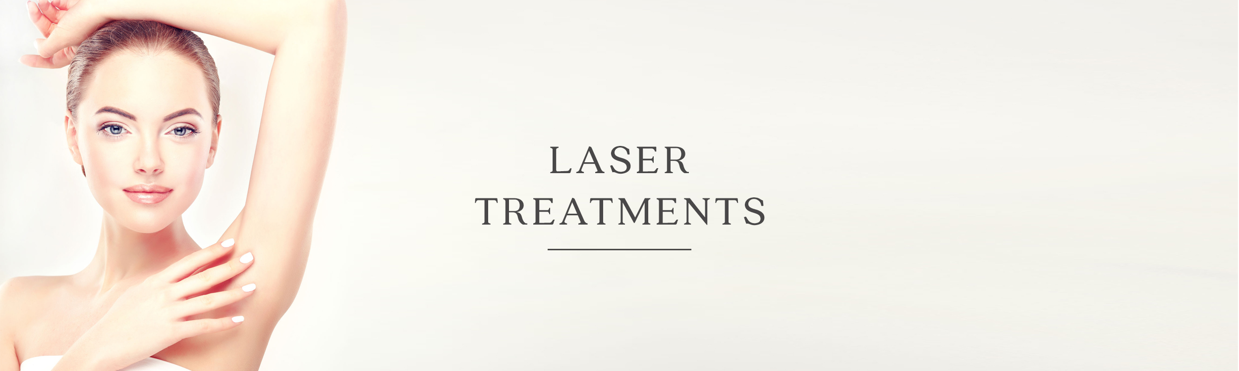 The Clinic for Medical Aesthetics - Laser Treatments Banner.jpg