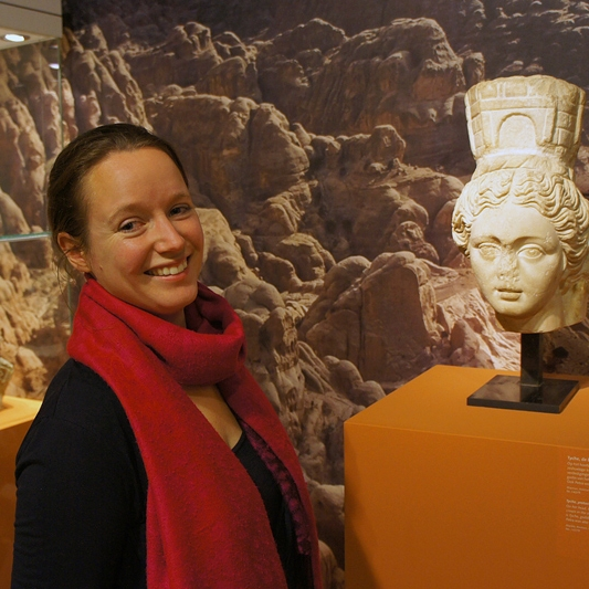 Hanneke Kik - Board MemberSenior Project Manager, Travelling Exhibitions and FundraisingNational Museum of AntiquitiesLeiden, the Netherlands