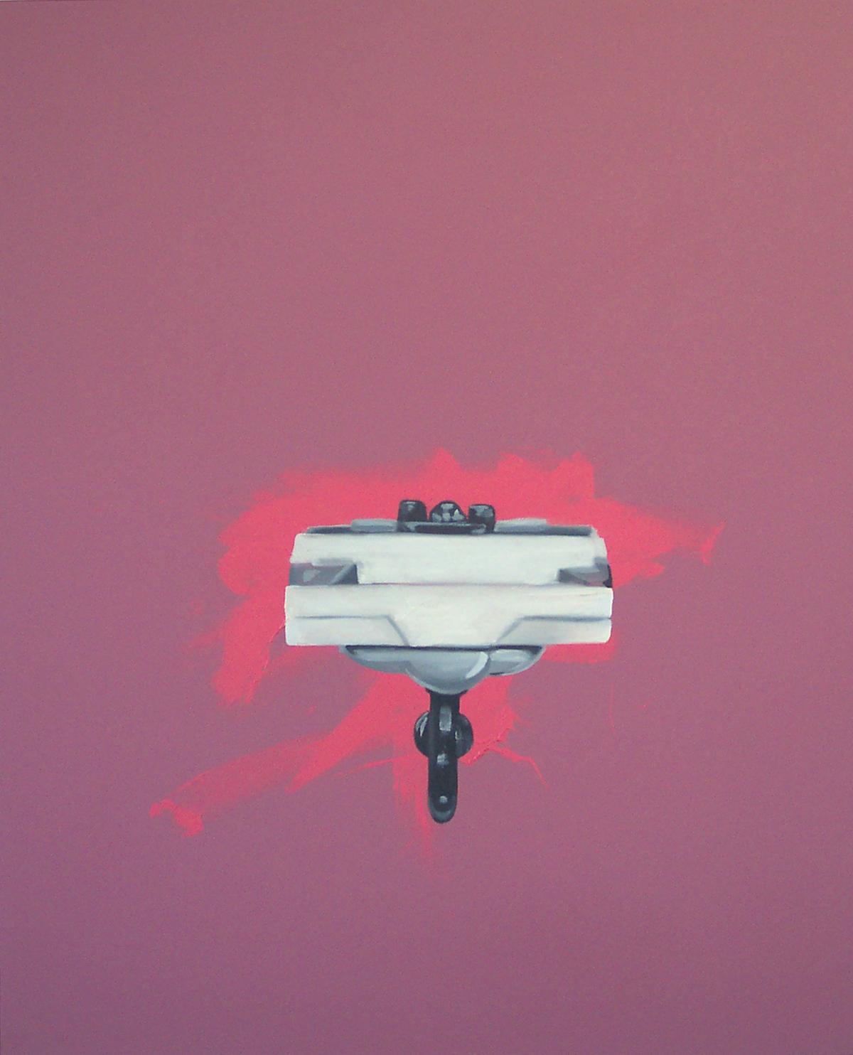 Pink Sink (After Jim Dine)