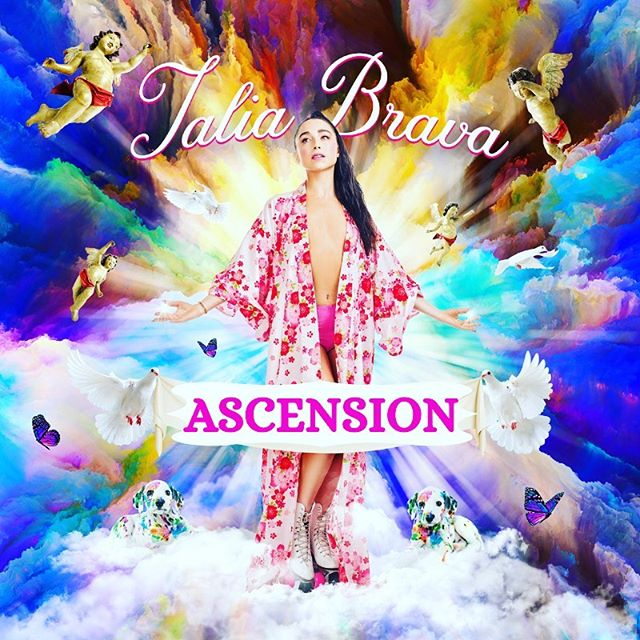 Save The Date: Talia Brava: ASCENSION Sat. Sept. 7th & 14th 2pm @artsquarelv theater (formerly @cockroachtheatre )  The Spirsonal (spiritual/personal) meets Spectacle in the @taliabrava Interactive ASCENSION Experience. TB (vessel of Brava- God) is the sugar-pop-erotic-birth-mommy-god-cult leader you've been edging for. Get Bravadence #RaptureReady (Nov 3rd 2020) with TB's xclusive ASCENSION process.  Created by @luciabrizzi  Dir Voki Kalfayan @artisnerd  w @chippendales talent @randum.spirit  Contortionist @anastasia_acro  Most eloquent BB, Nigel