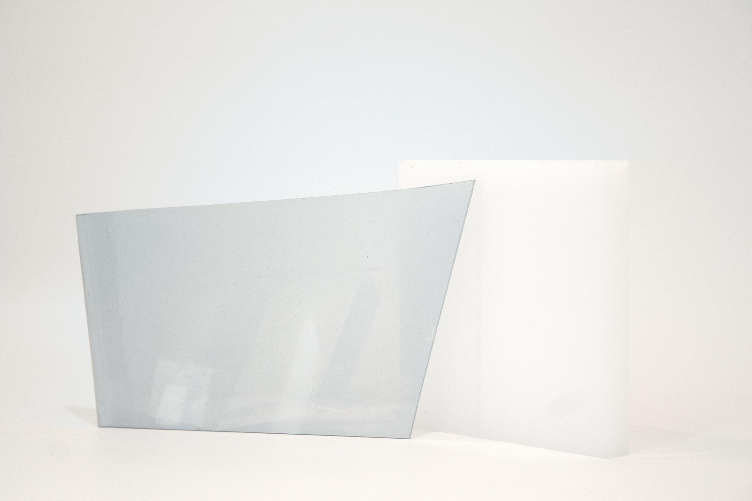 "Hiding Behind Blue   Archival inkjet print  4"" x 6""  2017"