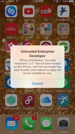 Part 1: Install the App — Velocity