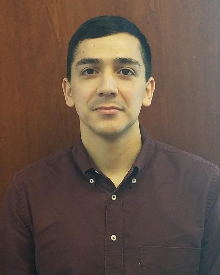 Abraham Ruiz - Outreach & Leadership Coordinator