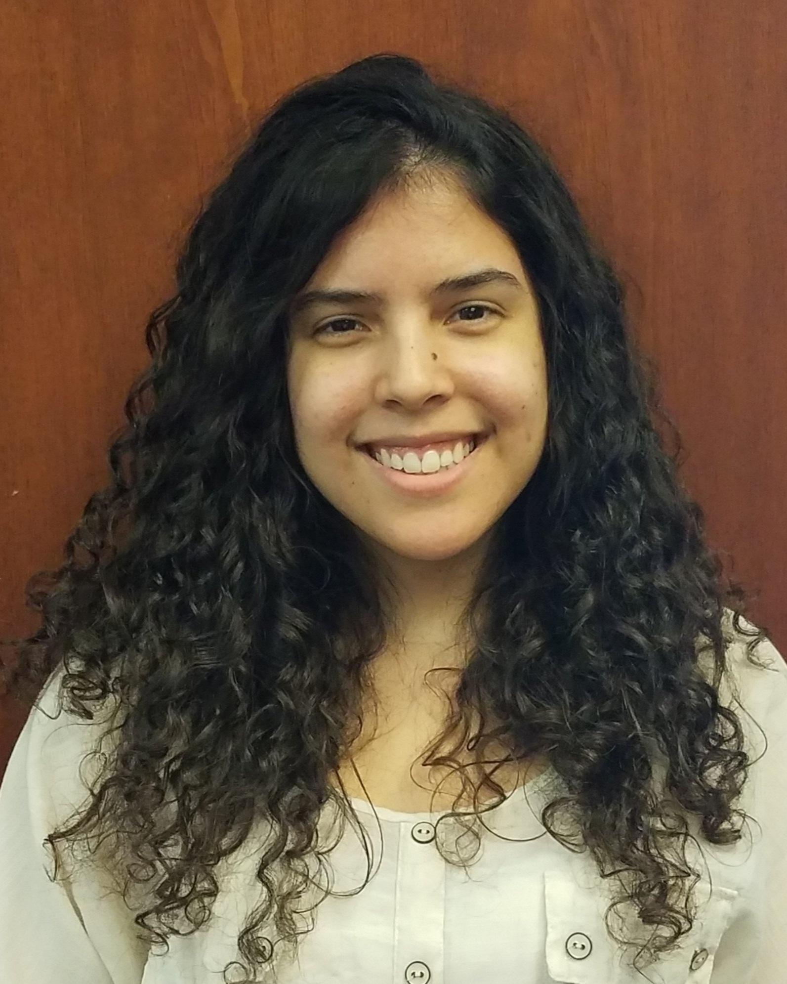 Vanessa Vazquez - Outreach Coordinator