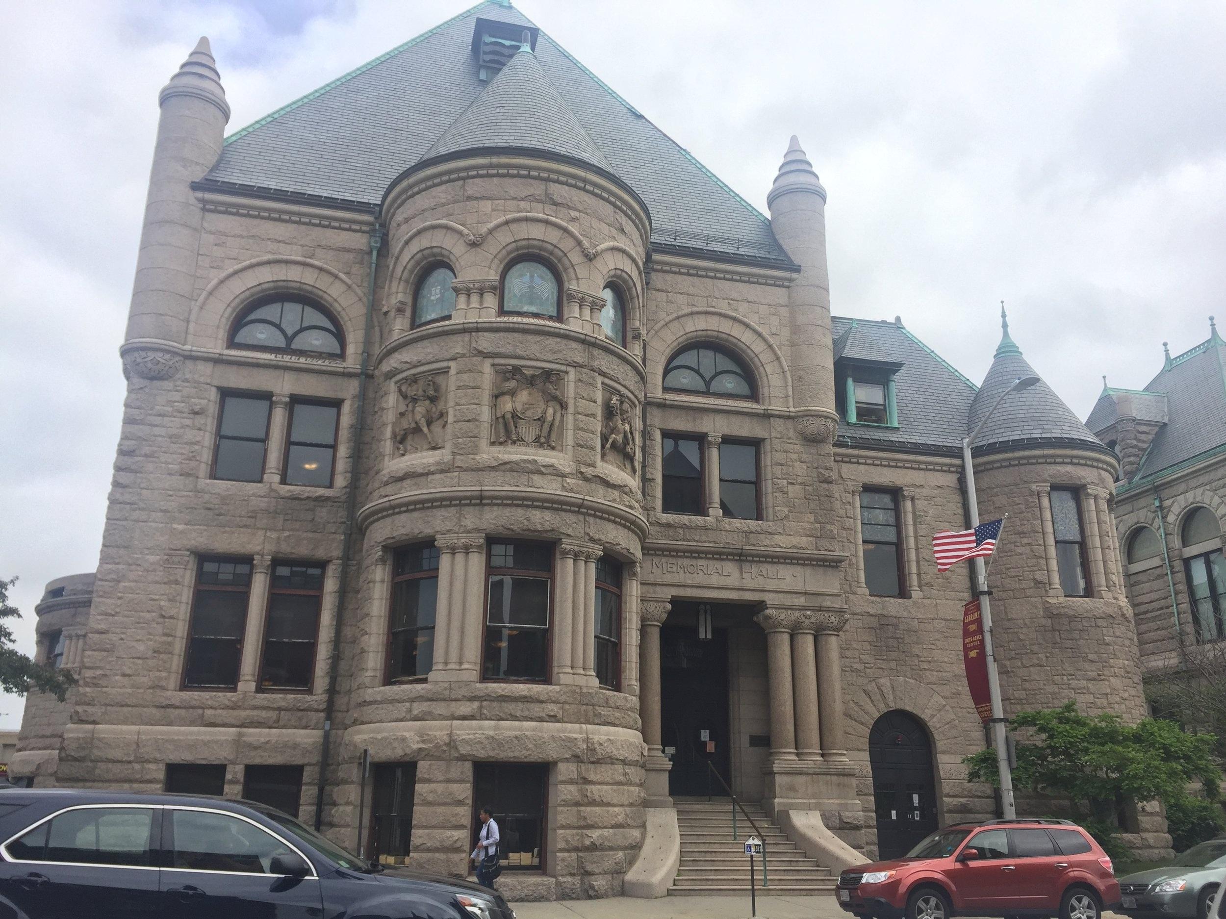 Pollard Memorial Public Library