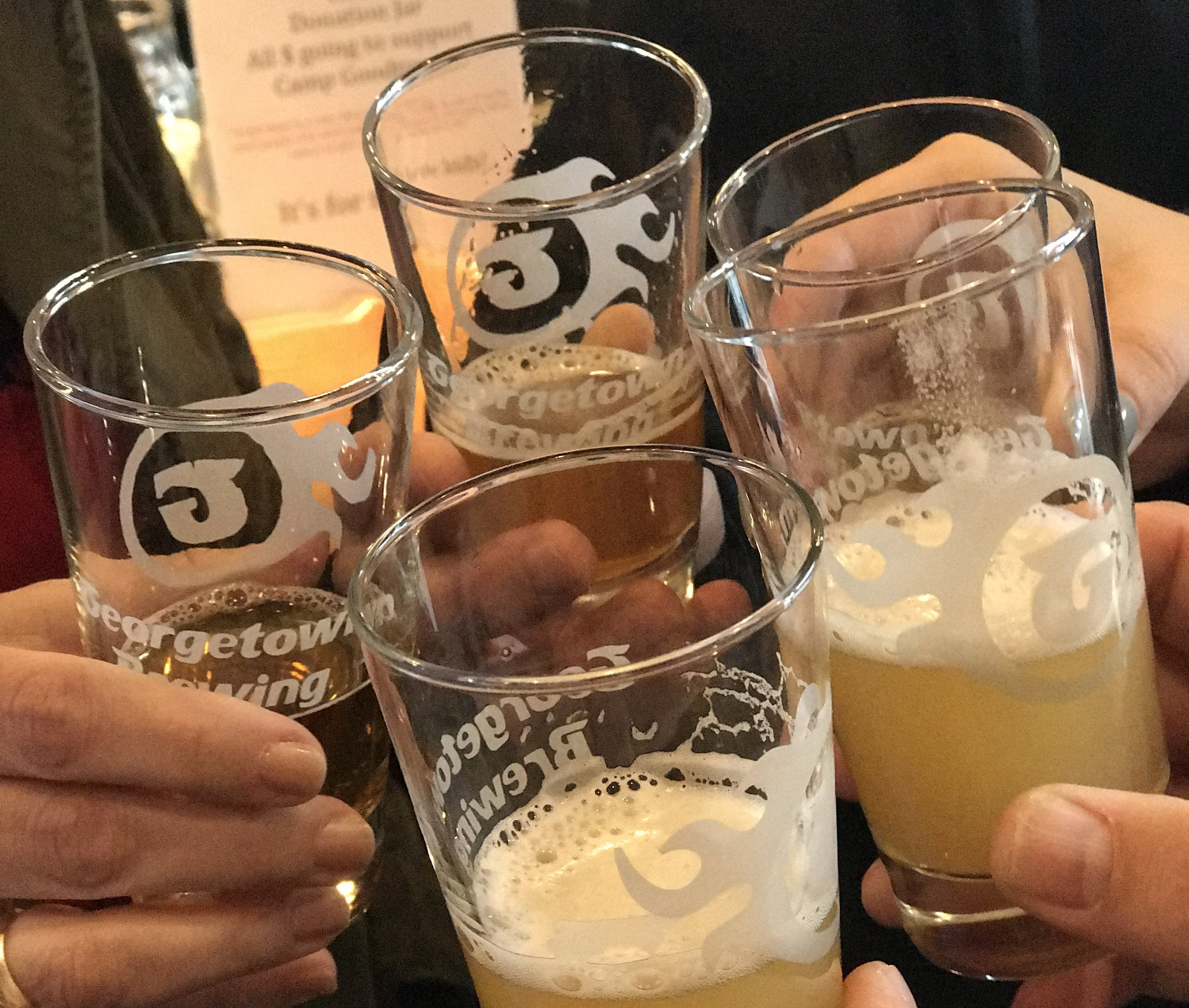 BREWERY TOURS -