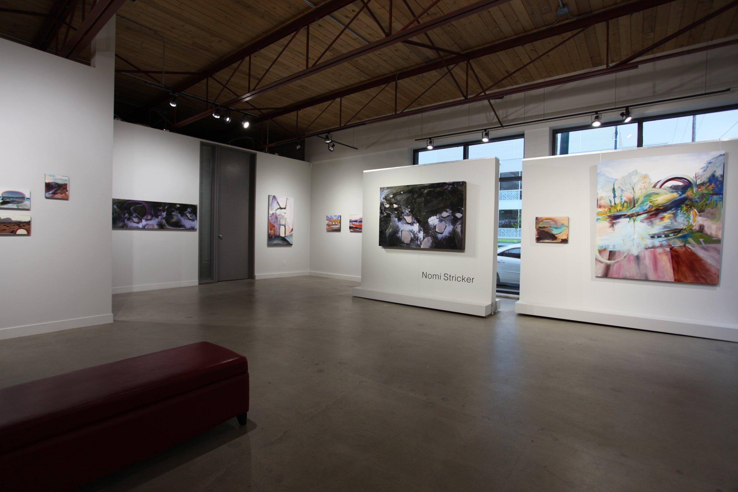 June 2016, Peter Robertson Gallery