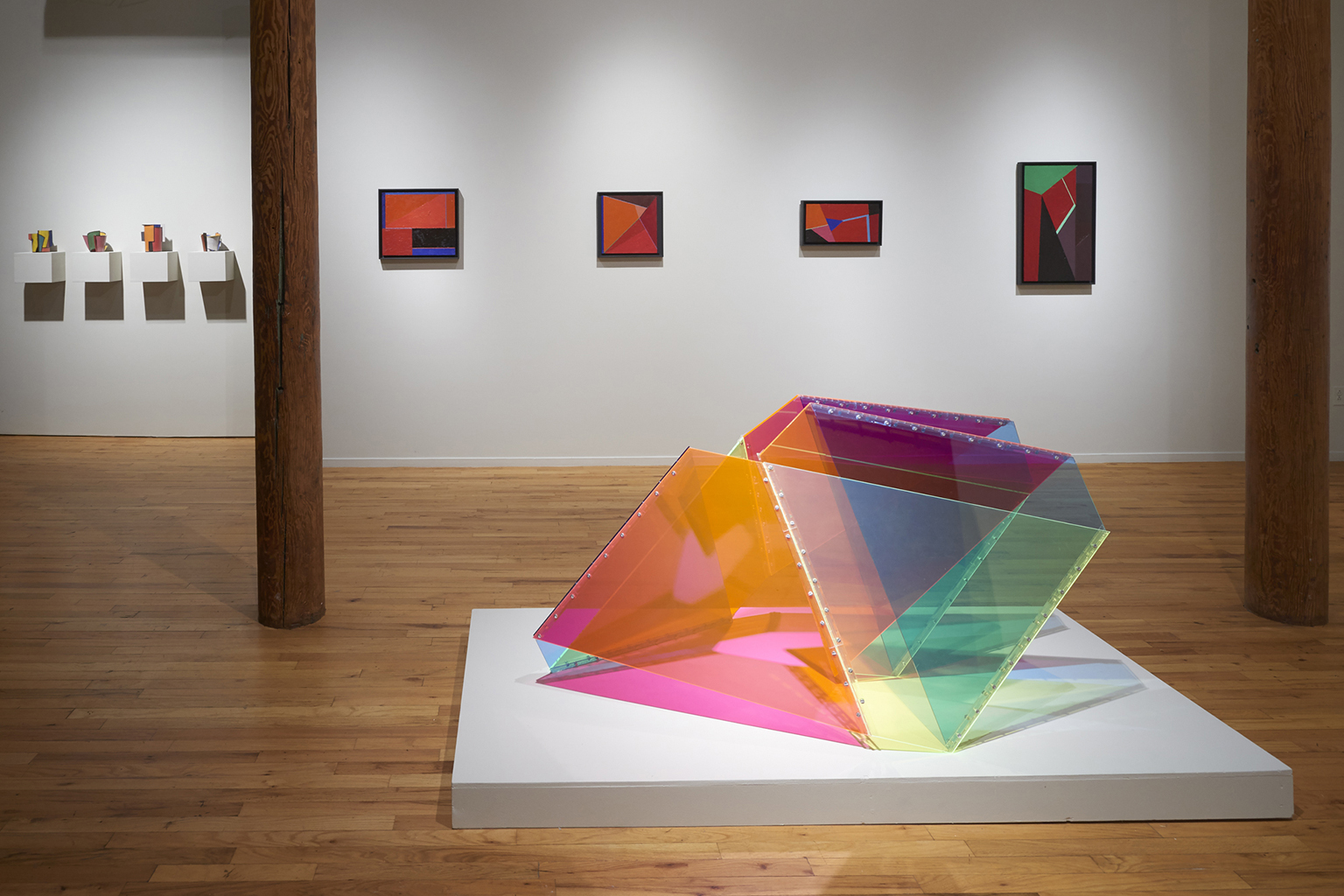 2 - Installation view of Abstracting Gender at Cecilia de Torres, Ltd., New York.jpg