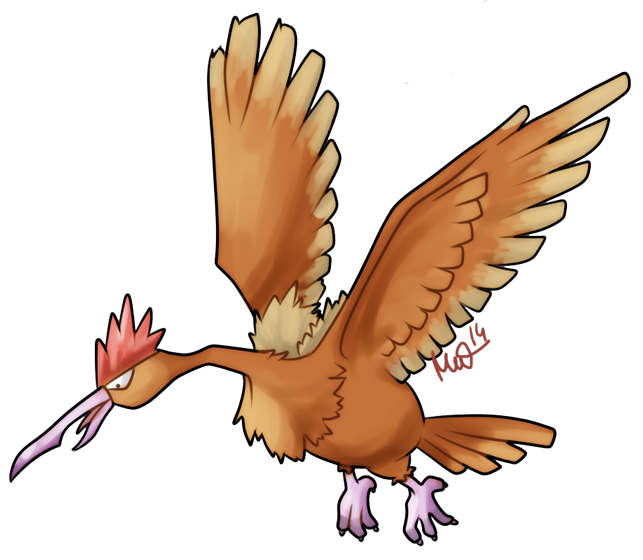 #5 - Fearow - The original helicopter mom Fearow is perhaps not the mom we want, but is most likely the mom we need. The single mother that wants the best for child and will stop at nothing until they see their offspring succeed. She can be overwhelming and have a knack for being realistic to the point of oppression but she wants the best for you. She wants you to have the opportunity she never did and forces her children to be their best selves.