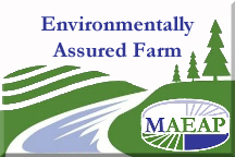 Pahl's Farm is Michigan Agriculture Environmental Assurance Program (MAEAP) verified as of 2019.