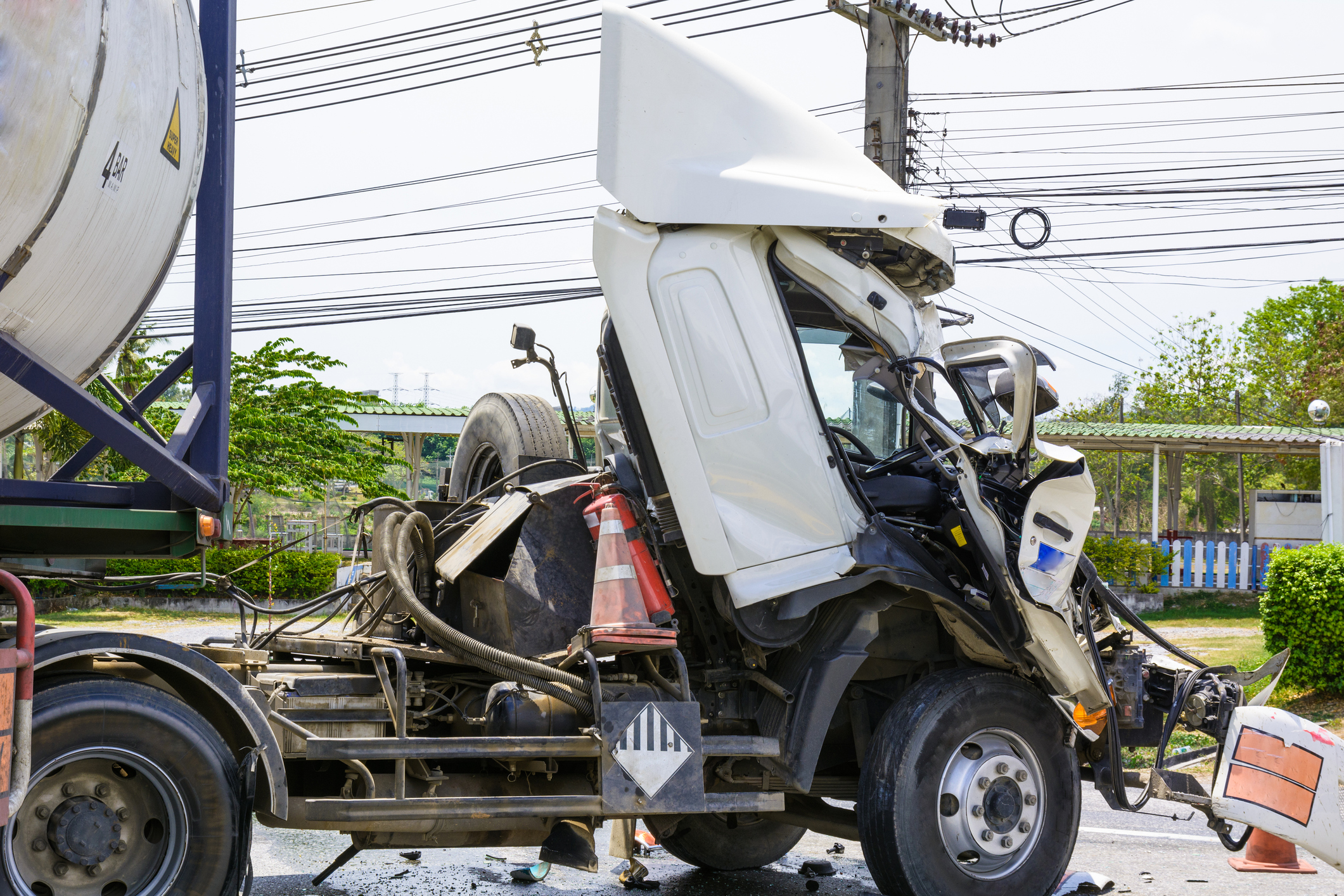 Tractor-Trailer Accidents -