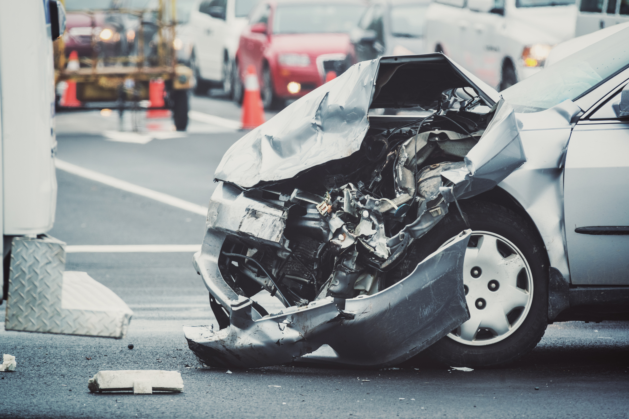 Motor Vehicle Accidents -