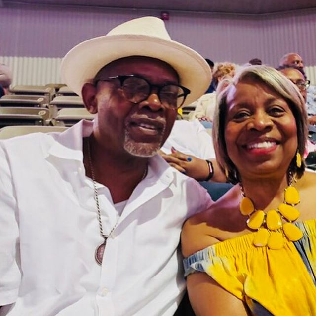 "There aren't many cooler 😎 than this one? Happy Fathers Day @hatsbystephan 🥰 I love you beyond words, and deeply cherish our relationship. The family calls me 🌳, but only YOU call me ""Sweetcakes"" (""Swee"", for short.😉). I'll never catchup, but I'll keep sharing my 💖 and new ways for you to stay @rooted_well ... just as you've done for me.🙏🏾 Lemme know what you think of Tai Chi, dawg👍🏾 And keep my mama😁😁!! Just like our dear #MarvinGaye sangs, ""You're the Man""!👏🏾I love you daddy💞"