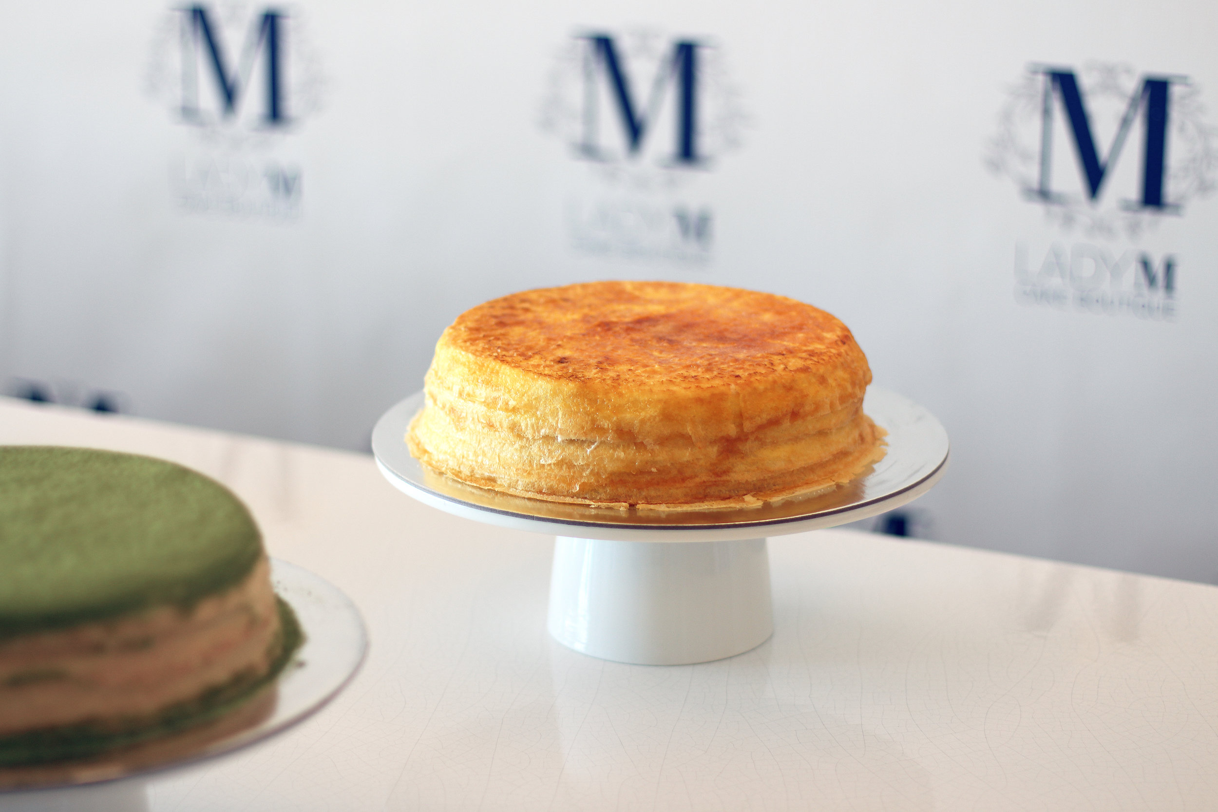 Lady M Cakes -