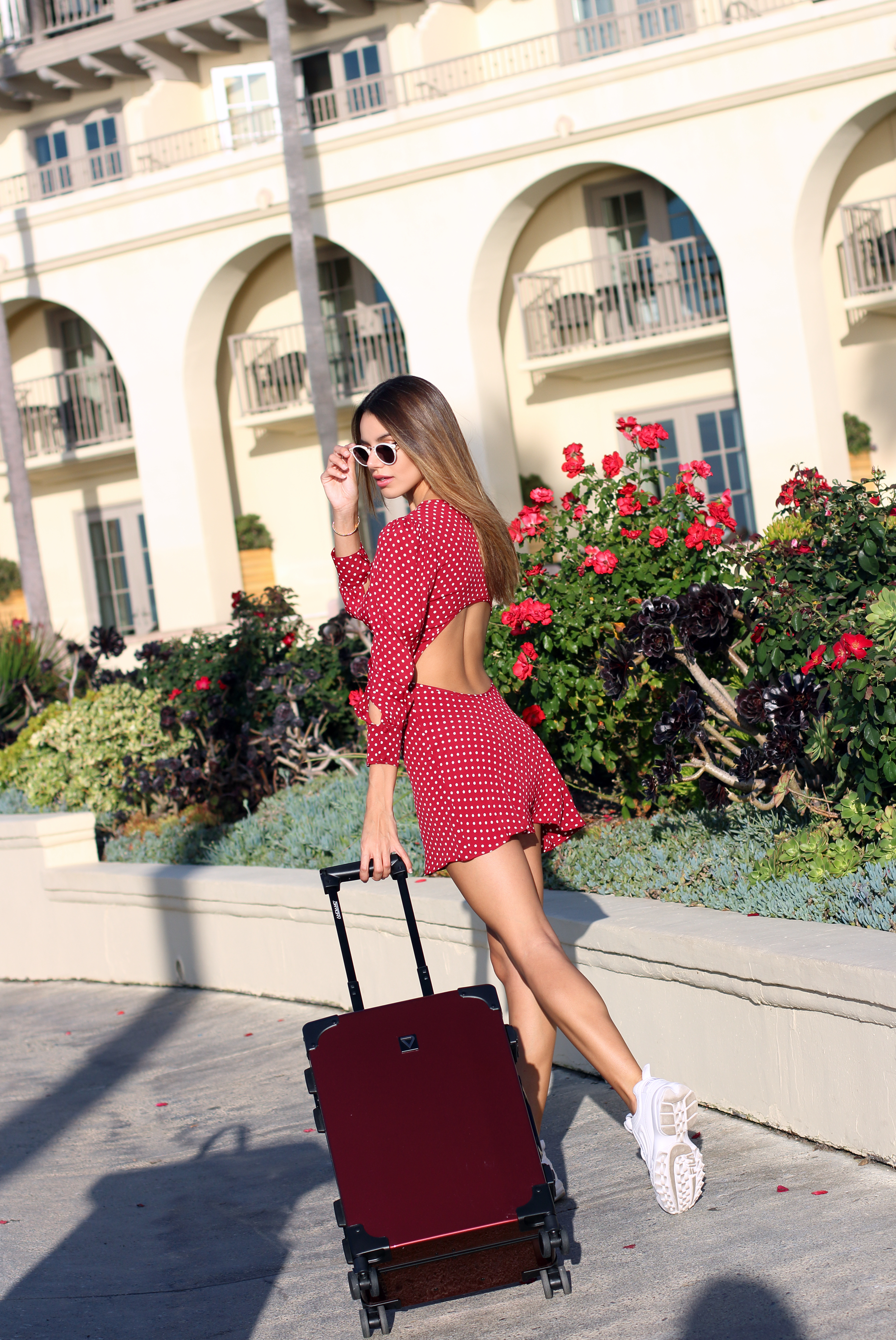 Overnight Staycation at The Ritz-Carlton, Laguna Niguel with Andiamo Luggage -