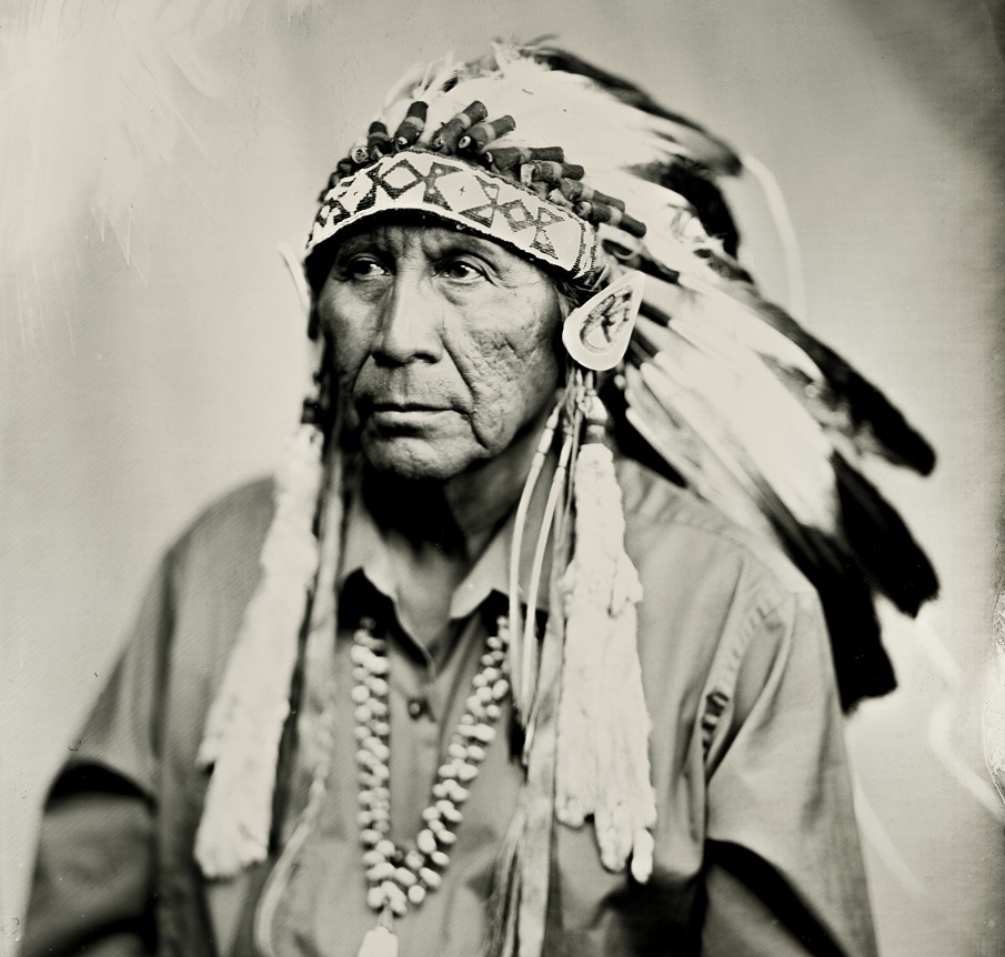 Arvol Looking Horse was born on the Cheyenne River Reservation in South Dakota. At the age of 12, he was given the responsibility of becoming the 19th Generation Keeper of the Sacred White Buffalo Calf Pipe, the youngest ever. He is widely recognized as a chief and the spiritual leader of all three branches of the Sioux tribe.  He is the author of  White Buffalo Teachings  and a guest columnist for  Indian Country Today . A tireless advocate of maintaining traditional spiritual practices, Chief Looking Horse is the founder of Big Foot Riders which memorializes the massacre of Big Foot's band at Wounded Knee.  Cheif Looking Horse's prayers have opened numerous sessions of the United Nations and his many awards include the Juliet Hollister Award from the Temple of Understanding, a Non-Governmental Organization with Consultation Status with the United Nations Economic and Social Council. He lives on the Cheyenne River Reservation in South Dakota.  Film interviews with Arol Looking Horse on spirituality, tribal history, and advice for American Indian youth are a featured part of the documentary film and DVD on the Crow Shoshone Sun Dance entitled   Native Spirit: The Sun Dance Way  . An illustrated book,   Native Spirit: The Sun Dance Way  , by Thomas Yellowtail (recorded and edited by Michael Fitzgerald), also features his counsel.  World Wisdom has prepared special video clips of Arvol Looking Horse speaking on a variety of different subjects. They can be viewed in our  American Indian Resources  section.