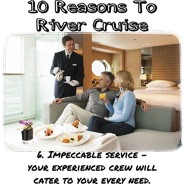 As you travel from city to city enjoy impeccable service. Your crew can arrange romantic dinners, book spa treatments, shore excursions, and more.  Contact me: Mtroia@windroseexpeditions.com 508-514-0251 www.windroseexpeditions.com #windroseexpeditions #travel #europe #luxury #rivercruise #traveltips #treatyoself