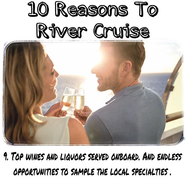 What's a #rivercruise without top shelf alcohol to enjoy with the breathtaking views?  Contact me: Mtroia@windroseexpeditions.com 508-514-0251 www.windroseexpeditions.com #windroseexpeditions #travel #adventure #treatyoself #drinks🍹 #traveltips #explore