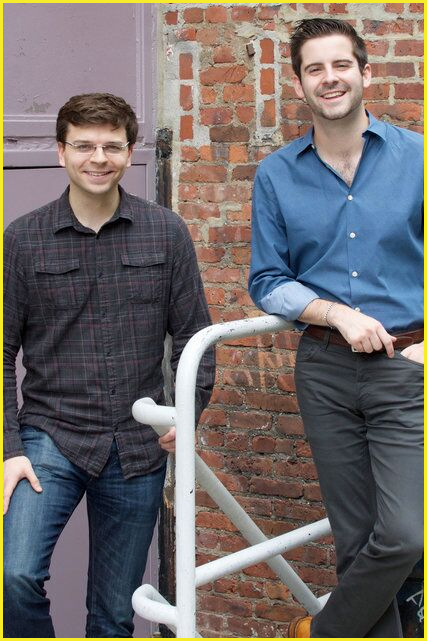 Artistic Director Thomas Kapusta and Executive Director Alexander Donnelly