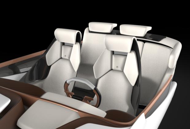 acura autonomous vehicle interior user experience + interface | formula m3x