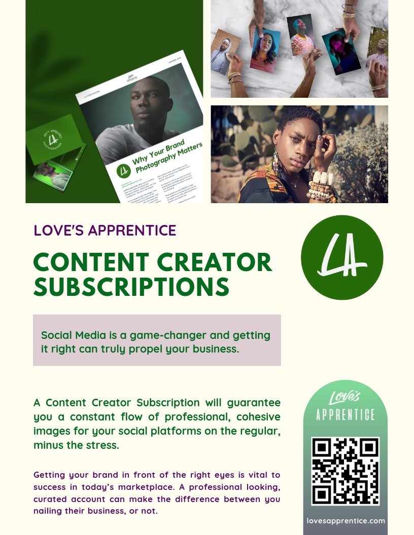 MONTHLY PHOTO & VIDEO SUBSCRIPTIONS Every business, brand, and organization needs content. Content, content, content! And let's face it, content is a lot of work. I think every business owner_social media manager ha.png