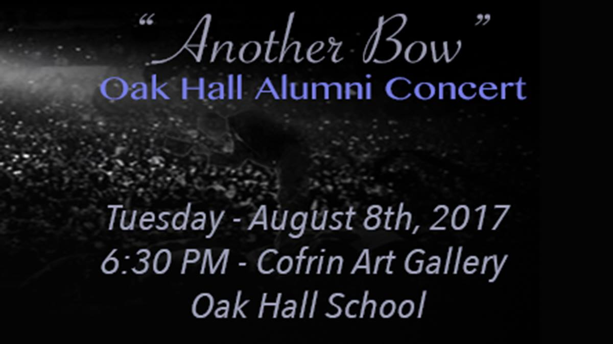 Looking forward to performing a great concert with old alumni from my highschool. Works that I will be performing include pieces by Rachmaninoff and Balakirev.