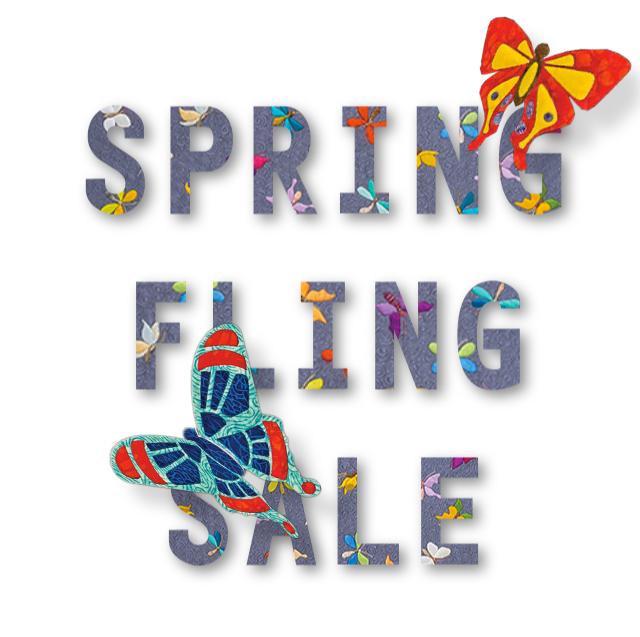 C&T Publishing Spring Fling