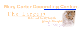 Mary Carter Decorating Center - 733 N White Station RoadMemphis, Tennessee 38112901-452-1233