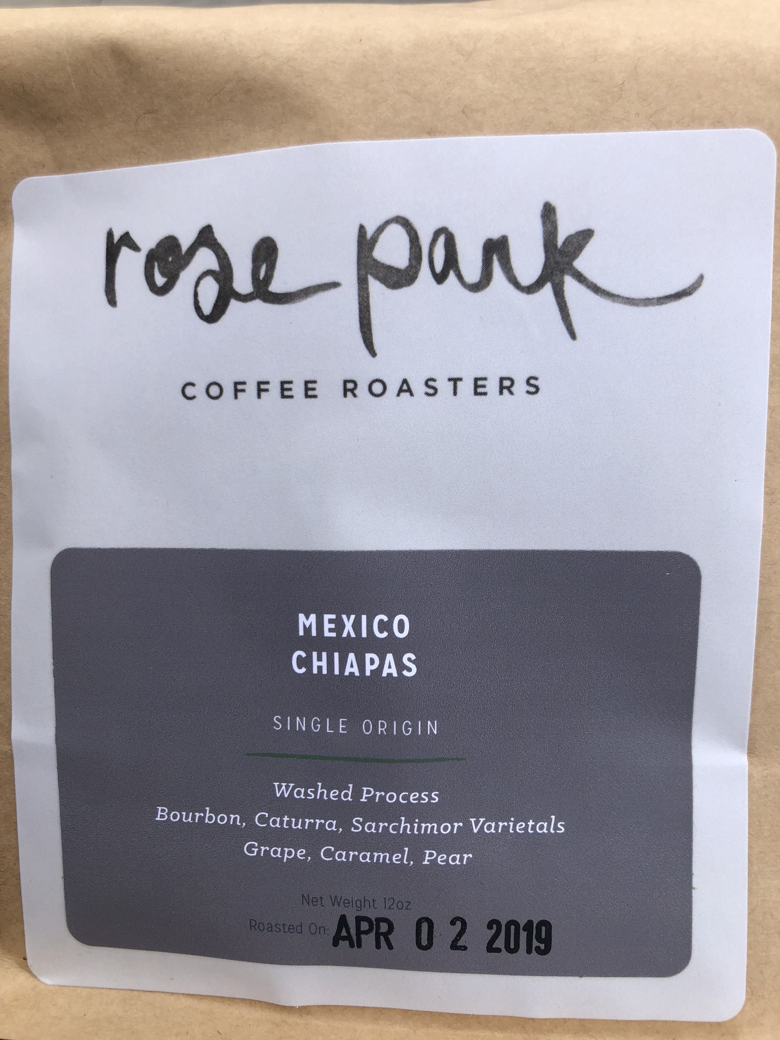 found a really cool coffee shop and roasting company called rose parks and i'm going to apply there today