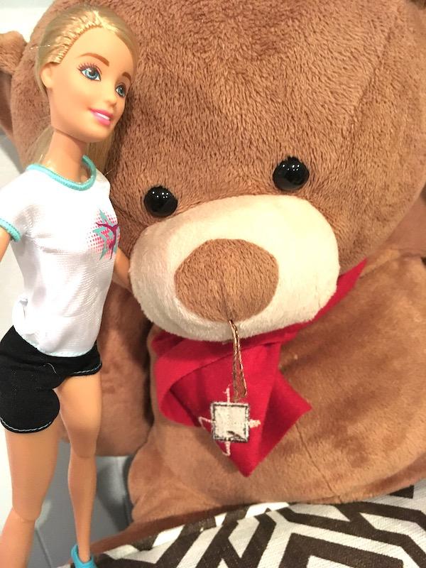 Barbie and her heartbreaker