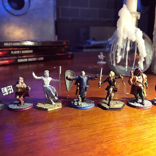 The adventure is underway! Catch Chapter Three of The Postal Code our now!!! #dnd #fateandfables #roleplay #podcast #dungeonsanddragons #miniatures