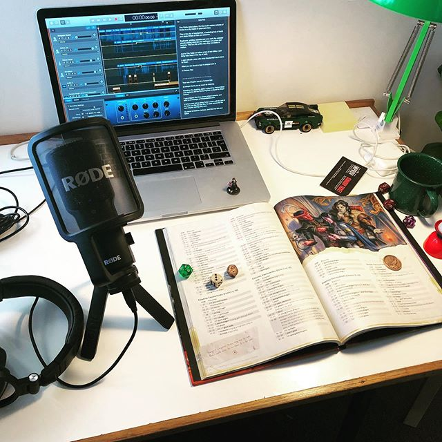 Keep your ears peeled for the latest fable coming soon! . . . #dnd #fateandfables #podcast #liveplay #rpg #editing #fantasy #dungeonsanddragons