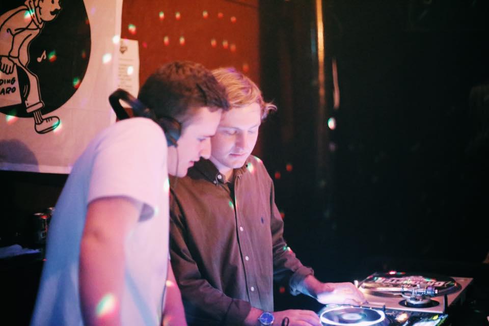 Finding Figaro DJ's close out the night, Photo: Amber Palička
