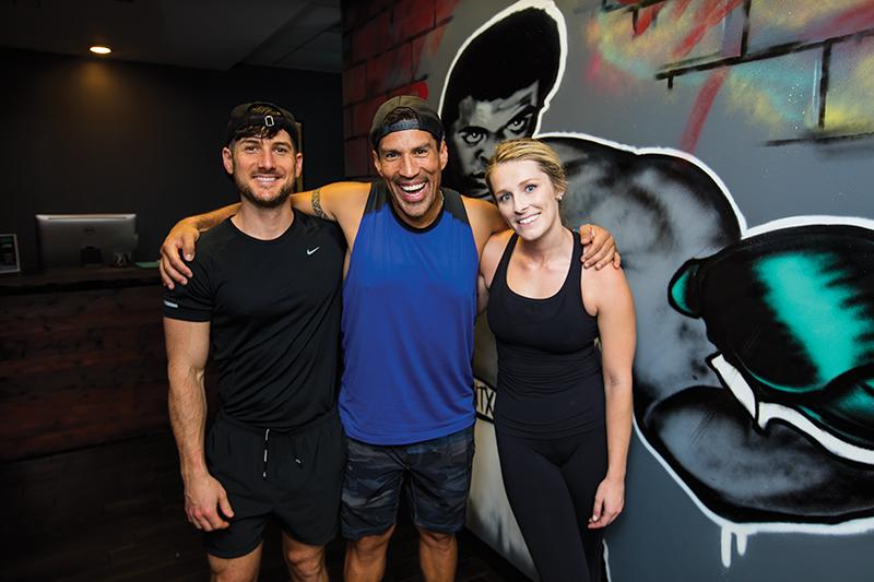 AUSTIN FIT MAGAZINE - NOV 2018    David Garza Trifecta Workout