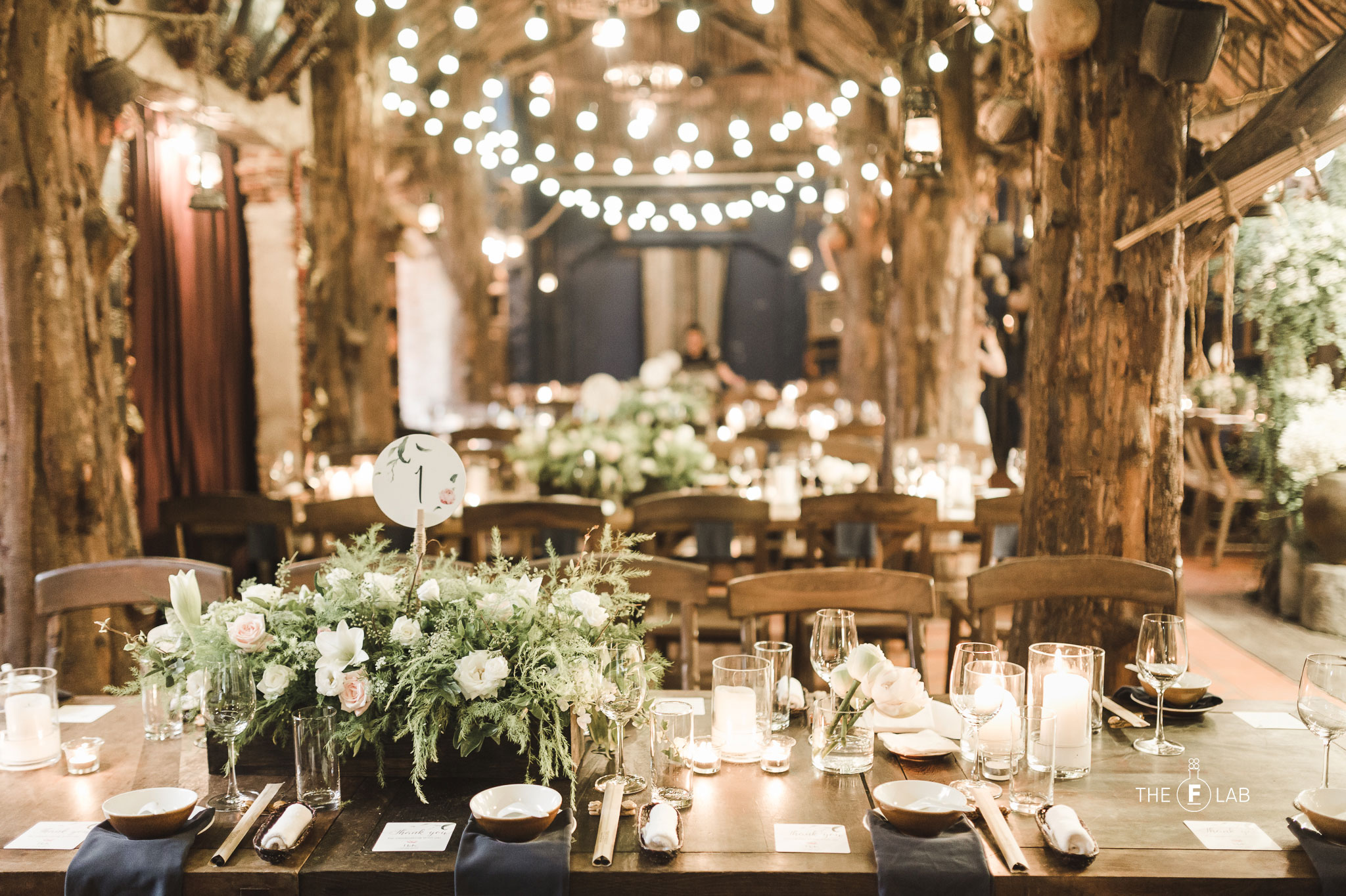 THE VENUE - Khanh & Huy wedding was our second take on The Forest. The rustic and cozy space of this restaurant is our ultimate inspiration