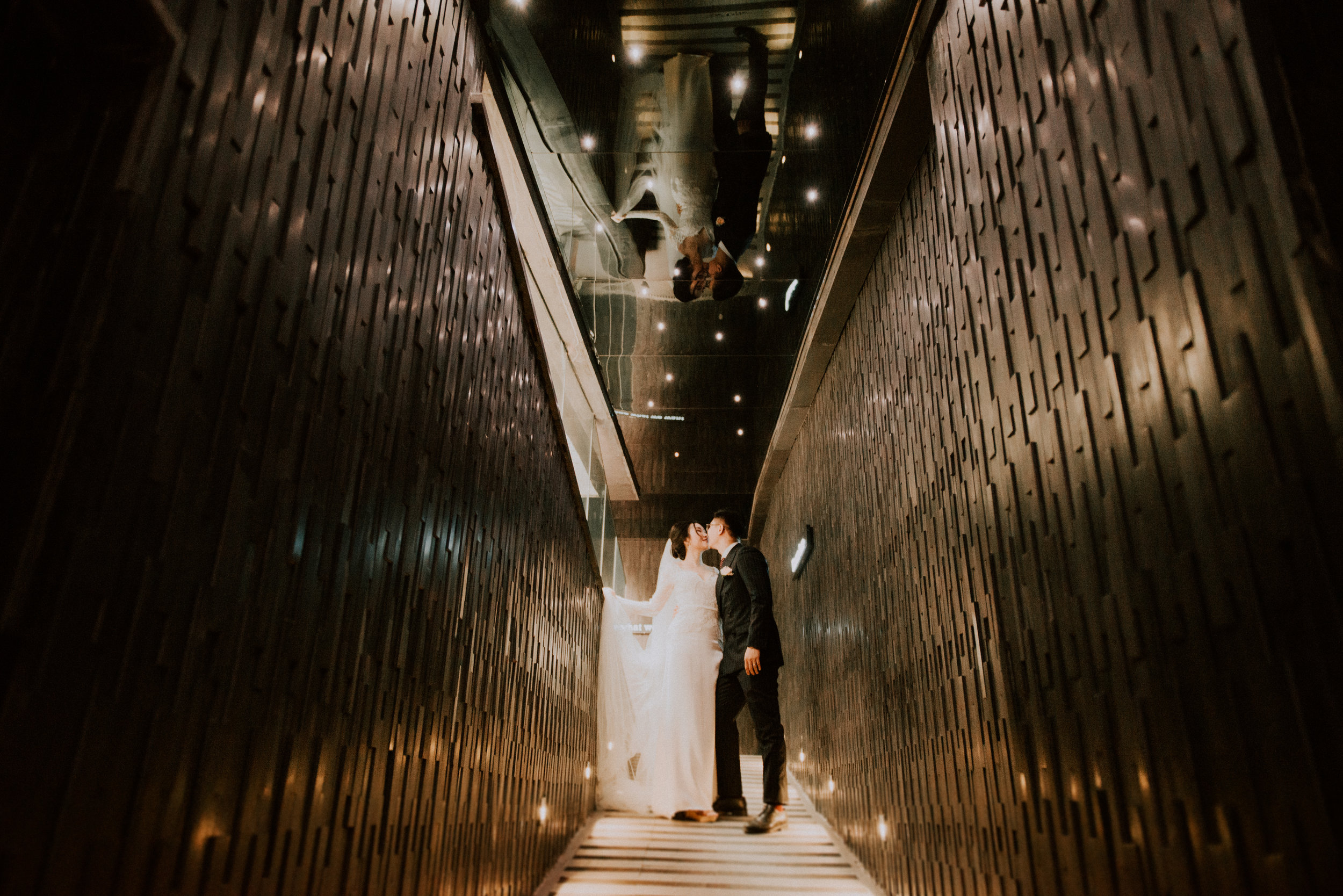 LOVE ON TOP - Trang & Duc Anh vows exchange on Top of Hanoi