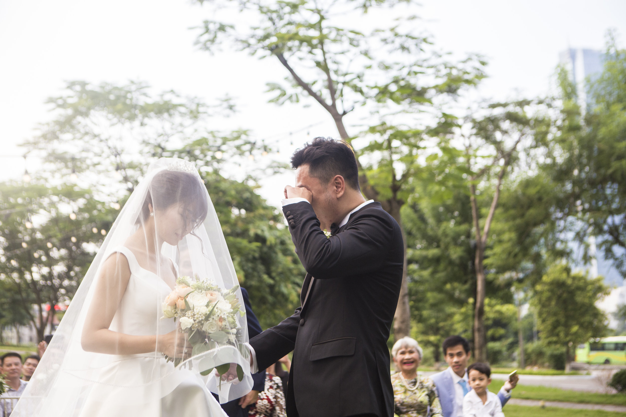 IT'S ALL ABOUT LOVE - Ha & Nam's wedding