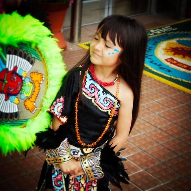 My Celeste Yectli (Beautiful) White Hawk ❤️ #mydaughter #Aztec #jicarilla #Apache #Assiniboine #NativeLife #MyIndigenousLife #indigenous #warriorwoman #tlokenahuake #tlayolohtli #Yectli #NativeKids