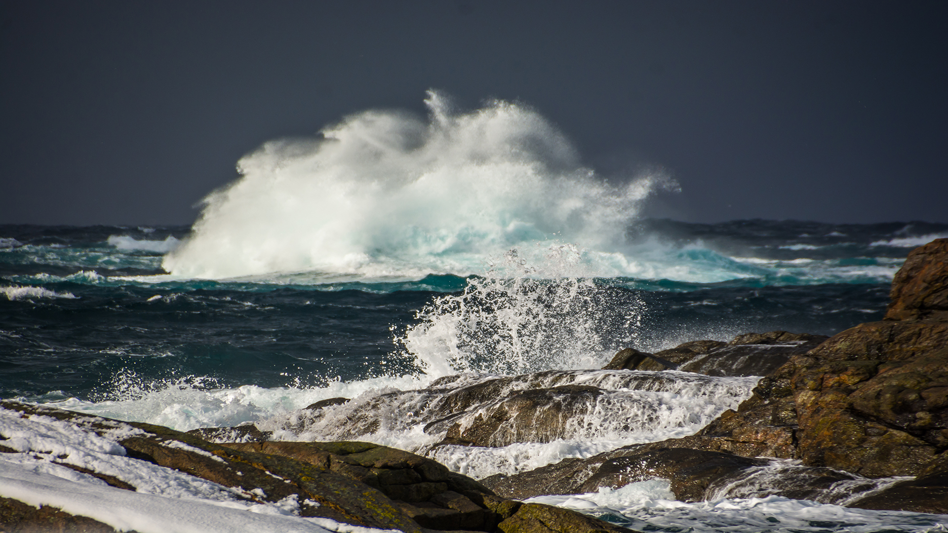 """The stormy Sea   """"Dance with waves, move with the sea. Let the rythm of the water set your soul free."""" Christy Ann Martine"""