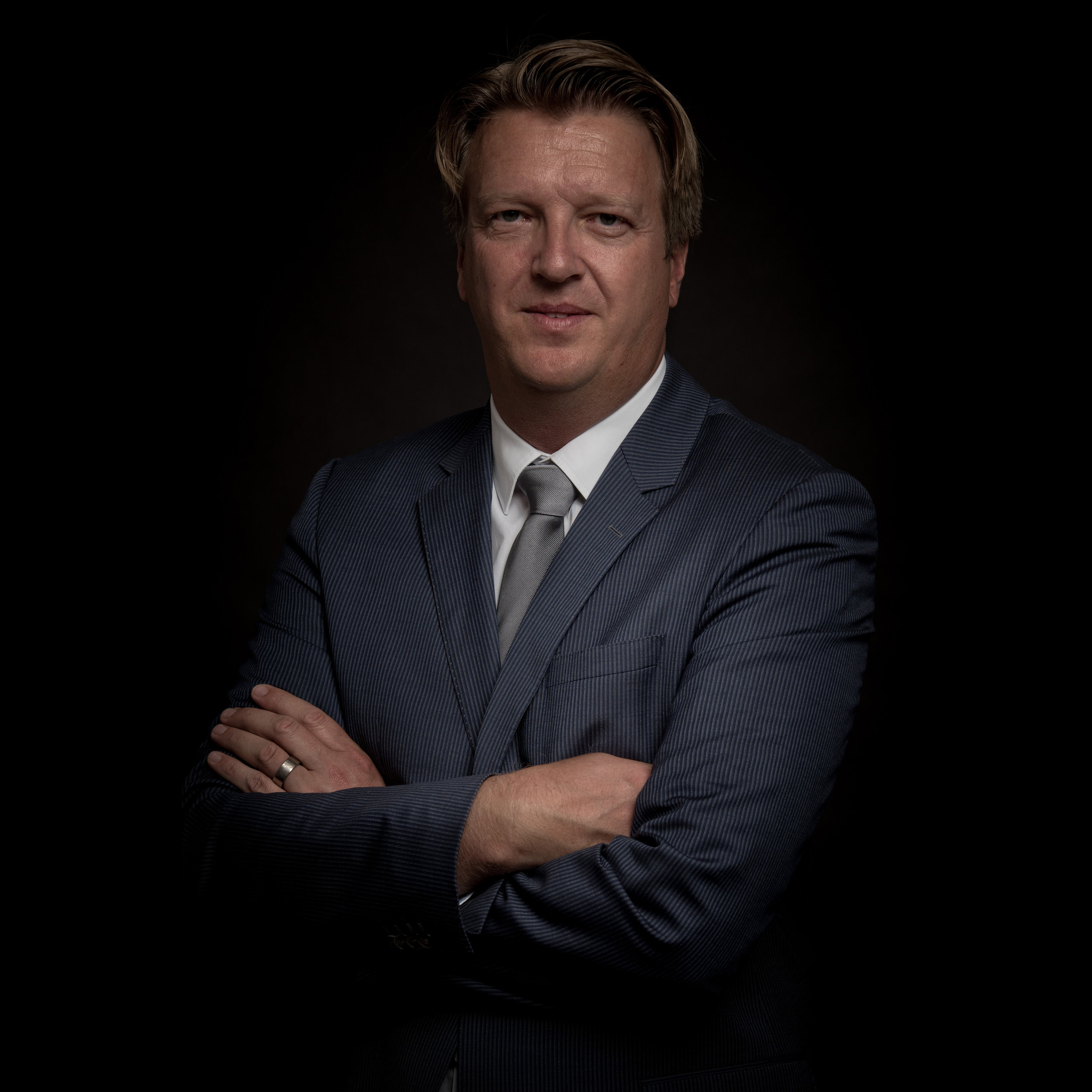 Niels Doerje - Chairman & Founding Partner