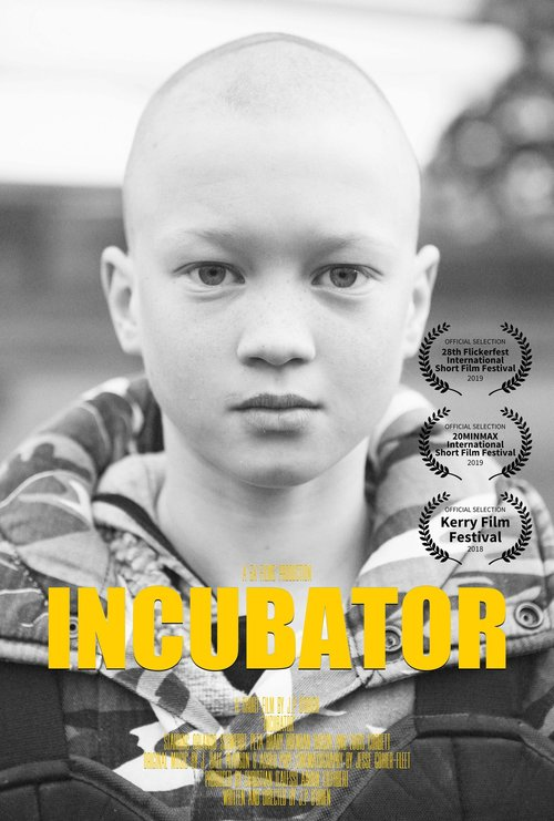 - Incubator - A mother takes her son's education into her own hands.Starring Orlando Schwerdt, Peta Brady, Brendan Bacon, Louis Corbett.Written and Directed by J.P O'Brien.Produced by Christian D'Alessi, Aaron Cuthbert, J.P O'Brien.Coming Soon.IMDB