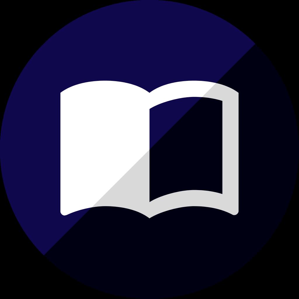 Negative pressure wound therapy - history book icon