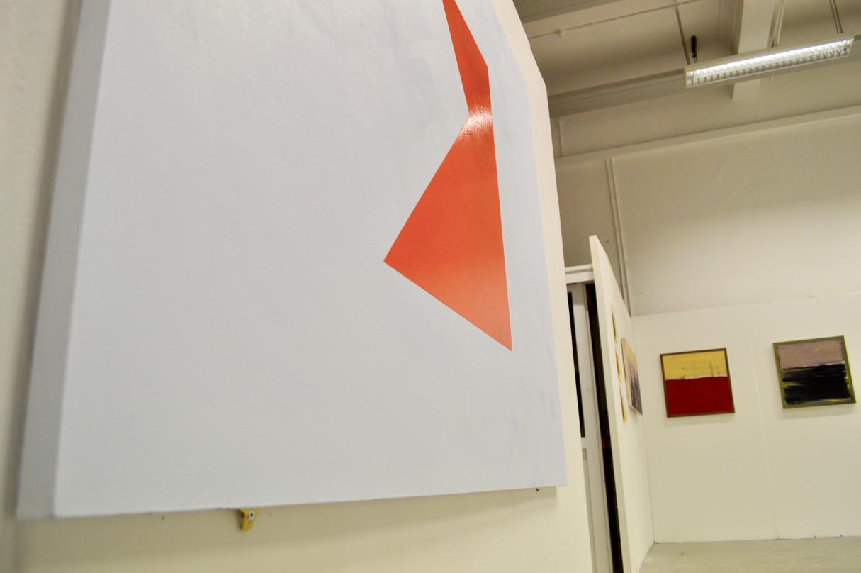 Kantrida Block   'Liminal Spaces', Edinburgh College of Art