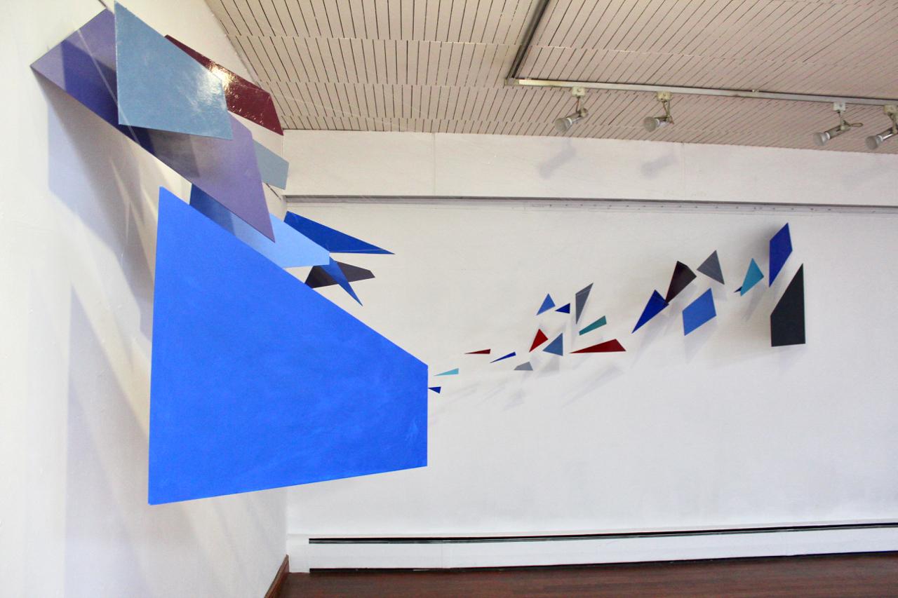 84703    'Build Up' at Gallery 23, Edinburgh