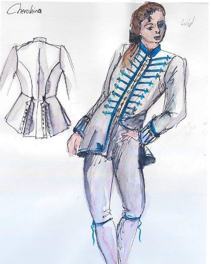 Costume Le Nozze di Figaro