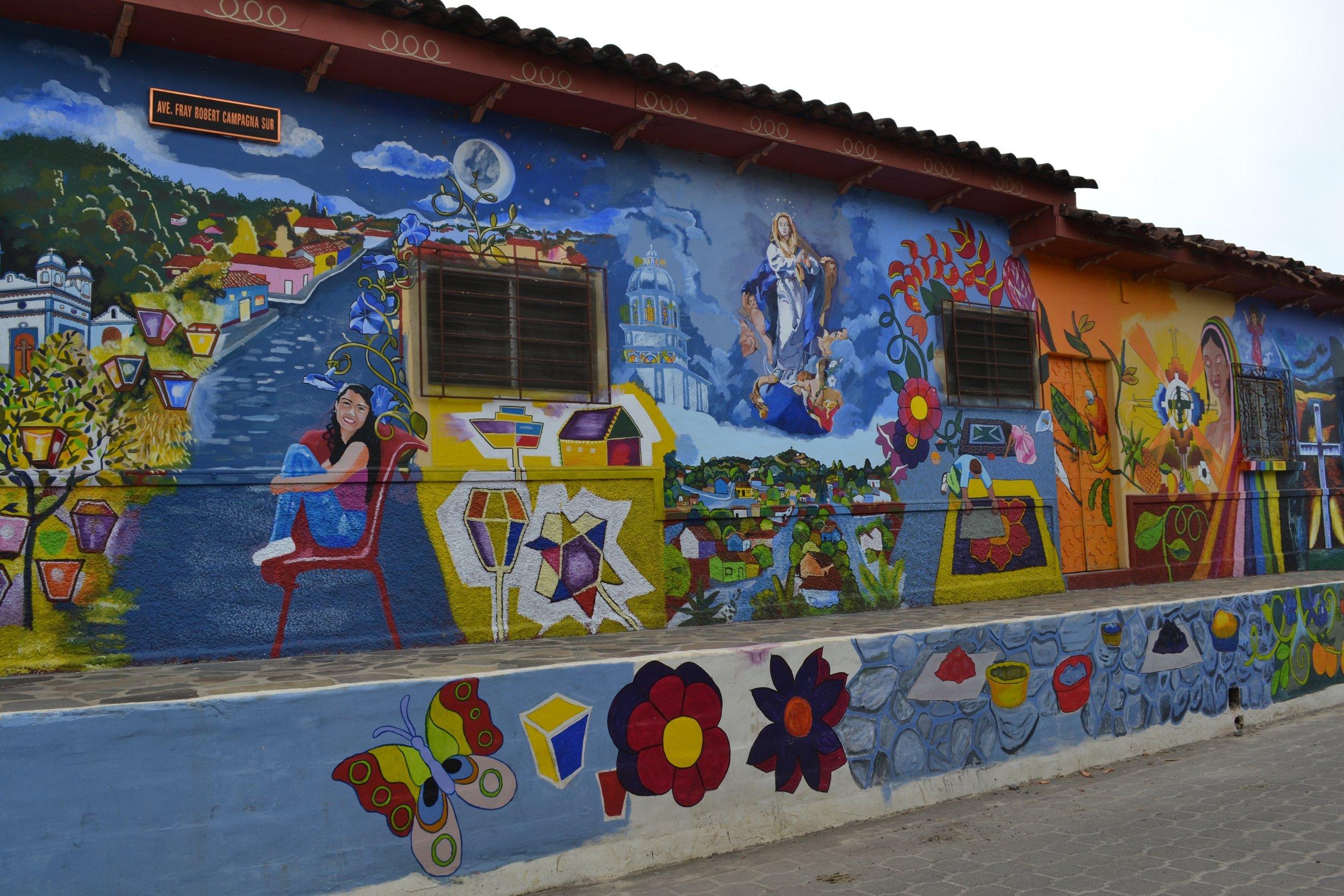 Salvadoran Street Art