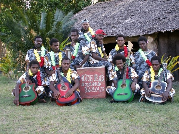Traditional Vanuatu String Band (Photo Credit: Katy McGarr)